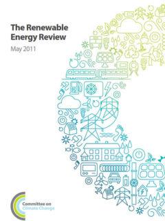 Renewable Energy Review 2011