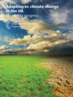 Adapting to climate change in the UK - Measuring progress (2nd Progress Report - 2011)