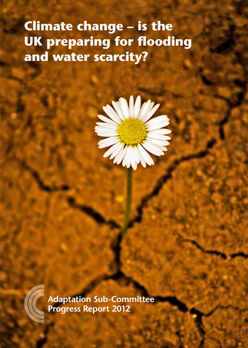 Climate change – is the UK preparing for flooding and water scarcity?
