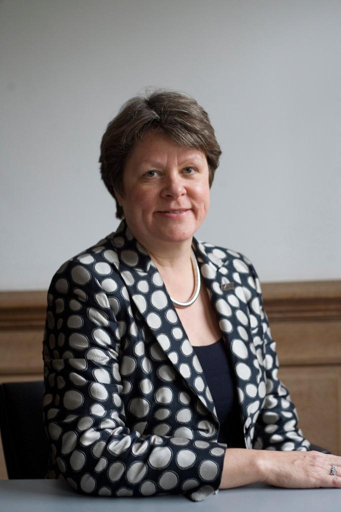 Professor Julia King, the Baroness Brown of Cambridge