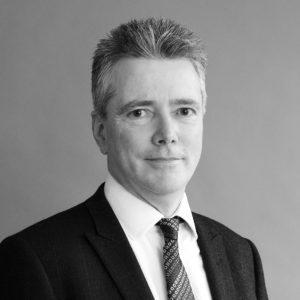 Adrian Gault Interim Chief Executive